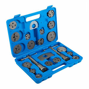 Heavy Duty Disc Brake Caliper Tool Set And Wind Back Kit 22pieces