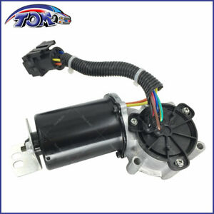 Brand New Transfer Case Shift Motor Round Plug For Ford Bronco F 150 1991 1997