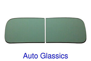 1939 Chevrolet Master Coupe 2 Or 4 Door Sedan 2pc Windshield Glass New Chevy