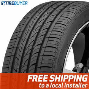 2 New 235 45r17 94h Nexen N5000 Plus 235 45 17 Tires