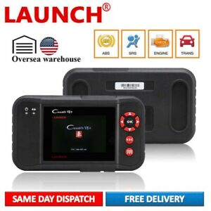 Launch X431 Vii Obd2 Engine Transmission Abs Srs Airbag Diagnostic Tool Scanner
