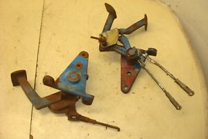 Ford 6000 Tractor Pedals