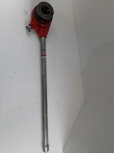 Ridgid Ratchet Threader Handle 12 r T2 W 1 Fitting Excellent Teeth
