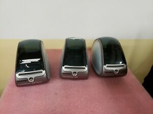 3 Dymo Labelwriter 400 400 Turbo Thermal Printer Untested As Is Lot Of 3
