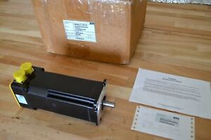 New Parker Be344jj Nema34 Brushless Servo Motor 340v 1 5kw 2hp Nib Cnc Diy Mach3