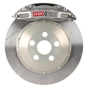 Stoptech St83 055 4300 r1 For Acura Nsx Front Sport Calipers Slotted Rotor