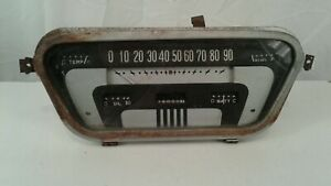 1953 54 55 Ford F100 Truck Instrument Panel Dash Cluster With Gauges