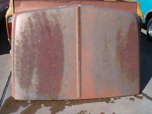 Gmc Hood Chevy Chevrolet Used 1969 1970 1971 1972 Pick Up Truck Straight