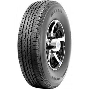 Brand New 225 75r15 Maxxis M8008 Trailer Tires 8 Ply 2257515 225 75 15
