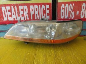 1998 1999 2000 2001 2002 Honda Accord Sedan Left Side Headlight Oem