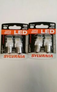 Sylvania Premium Led Light Bulb 1156 7506 1141 White 6000k 4 Pk