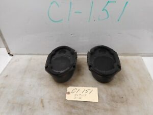 2005 Ford Expedition Eddie Bauer Pair Front Door Speakers 2l1f 18808 d8
