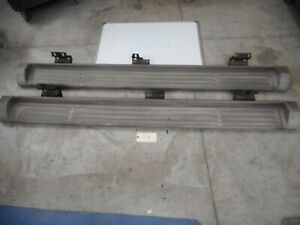 2005 Ford Expedition Eddie Bauer Running Boards Driver Passenger Left Right