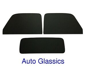 1940 1941 1942 Ford Pickup Truck Doors Back Glass New Replacement Windows