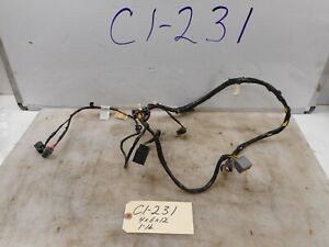 2005 Ford Expedition Eddie Bauer Right Passenger Rear Door Wire Harness