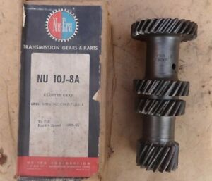 Nors 1963 1964 1965 Ford 4 Speed Transmission Countershaft Cluster Gear Nu Era
