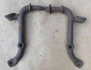 1948 1952 Ford Truck Front Tube Shock Mounts Original Pair F1 Custom Dodge Chevy