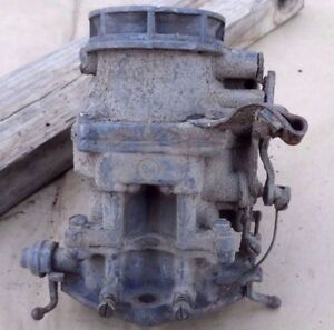 1939 1941 Ford Holley 94 Carburetor Original Model 91 99 Carb