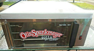 Otis Spunkmeyer Os1 Commercial Conventional Cooking Oven Plus Two Trays