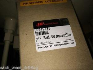 Ingersoll rand Hr2 39919485 Bronze Silicon Rotary Seal Drill Rig Air Compressor