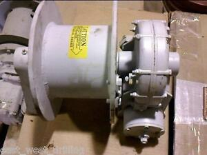 Ingersoll rand 52263159 Winch 4 000 Lb S0046l Drill Rig Hydraulic Winch