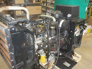 Stateline Power Generator Set 56 Kw 277 480 Volt