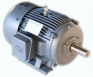 On Sale Cem Cast Iron High Efficiency Ac Motor 30hp 1200rpm 326t 3phase Tefc