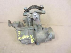 Antique Linkert R 85 Ug Brass Carburetor