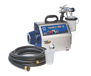 Graco Finish Pro 7 3 Stage Hvlp Turbine Sprayer