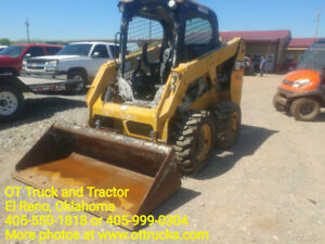 2016 Caterpillar 226d Skid Steer Loader 2364hrs 67hp 5700lbs 1550 Lift Used