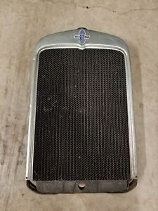 1933 Chevy Chevrolet Radiator Grille Grill Honeycomb Rat Rod 33 Original