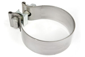 Stainless Works 1 3 4in Accuseal Band Clamp Nbc175
