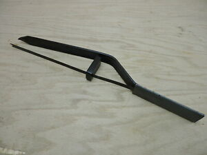 Rare Vintage Auto Body Repair Flapper Tool 19 Model Ios Pointed End