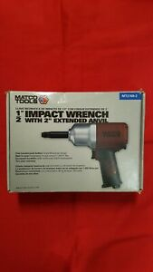 Matco Tools 1 2 Composite Impact 2 Extended Anvil Mt2769 2 New In The Box