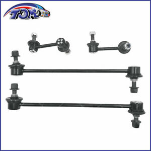 New 4x Suspension Kit Front Rear Sway Bar Links For 2007 2011 Honda Cr V