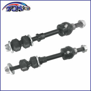2 Front Stabilizer Sway Bar Links For 2005 2008 Ford F 150 Lincoln Mark Lt 2wd