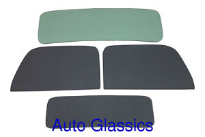 1935 1936 Ford Pickup Truck Auto Glass Kit New Classic Replacement Windows