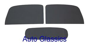 1937 1938 Chevrolet Truck Doors Back Glass New Chevy Replacement Pickup Windows