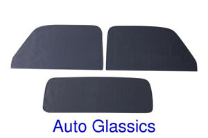 1938 1939 Ford Pickup Truck Doors Back Glass New Replacement Windows Classic
