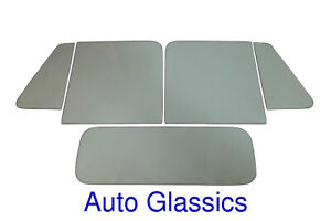 1948 1953 Willys Pickup Truck Vents Doors Small Back Glass New Windows Classic