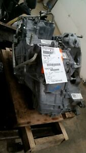 2013 Ford Taurus Sho Automatic Transmission Assembly 55812 Miles 3 5 Turbo