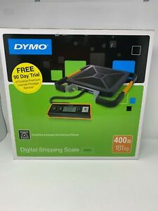 Dymo 1776113 S400 Scale 400lb Digital Shipping Scale Usb Connectivity New