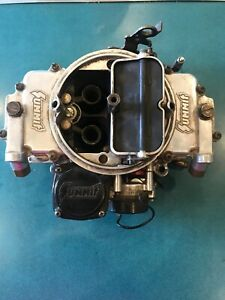 Summit Racing Carburetor 4 bbl 750 Cfm Vacuum Secondary Electric Choke