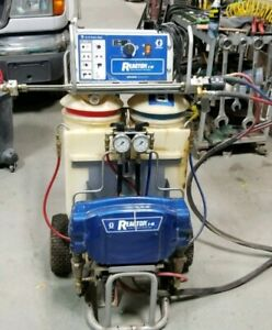 Graco E 10 Reactor E10 Spray Foam crack Filling Machine
