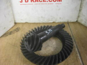 12 Bolt Chevy Rare Copo Be High Impact 5 13 Gears Posi 69 Camaro Original R 50