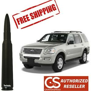 The Stubby bullet Style Radio Antenna For 95 10 Ford Explorer