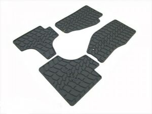 2011 2012 Jeep Liberty Mopar All Weather Floor Mats 82212591