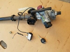 Bmw E36 Ignition Switch With Key Obd2 328 325 95 97 98 Steering Column Ring Lock