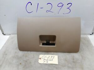 2005 Ford Expedition Eddie Bauer Glove Box W Out Lock 2l1x 7806015 Ao