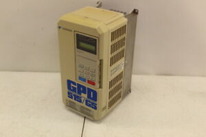 Yaskawa Magnetic Gpd515 g5 Variable Speed Drive